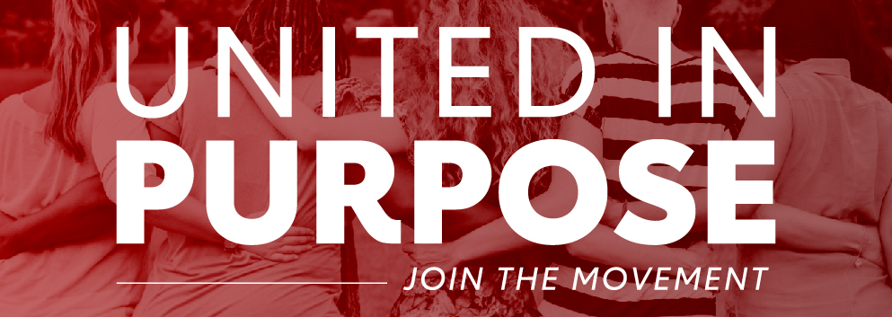 United in Purpose Join the Movement